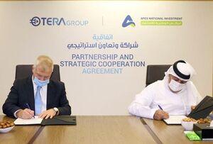 اولین قرارداد بین شرکتهای اسرائیلی و اماراتی امضا شد