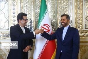 عکس/ تودیع و معارفه سخنگوی وزارت خارجه