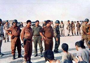 اسیران آزادگان زندان بعثی