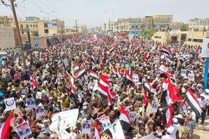 اعتراض یمنیها به عادیسازی روابط با رژیم صهیونیستی +عکس
