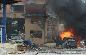 انفجاری مهیب در پایتخت سومالی
