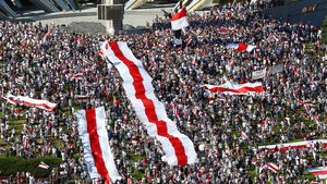 گسترش اعتراضات در بلاروس