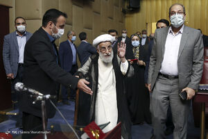 عکس/ جلسه مشترک مجلس و شورای نگهبان