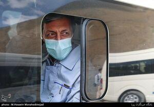 عکس/ بازدید فتاح از فاز دوم آزاد راه تهران-شمال