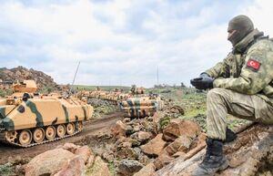 نقش ارتش ترکیه در بحران سوریه و رویای نفوذ منطقهای / از شکست طرح نیابتی تا باتلاق نبرد الباب +تصاویر و نقشه