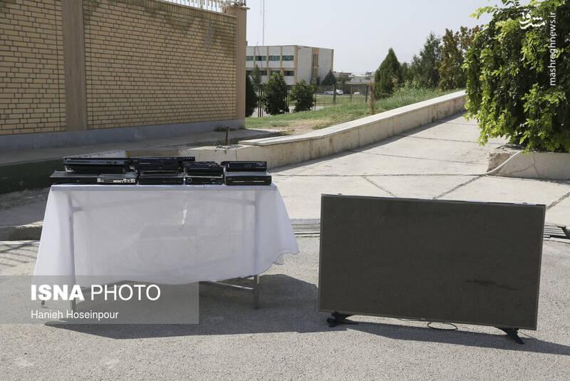 2884398 - عکس/ متلاشی شدن باندهای سرقت در شیراز