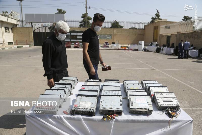 2884401 - عکس/ متلاشی شدن باندهای سرقت در شیراز