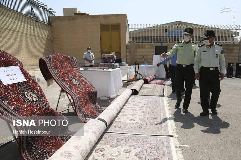 2884402 - عکس/ متلاشی شدن باندهای سرقت در شیراز