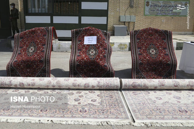 2884403 - عکس/ متلاشی شدن باندهای سرقت در شیراز