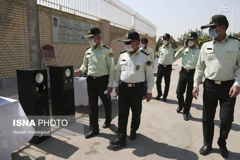 2884405 - عکس/ متلاشی شدن باندهای سرقت در شیراز