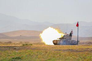 جهش بزرگ مهندسان ایرانی برای ارتقاء تانکهای نیروهای مسلح/ قلب T-۹۰ آماده نصب روی «کرّار» شد +عکس