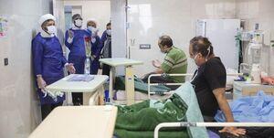 هیأتیها همیار بیماران مبتلا به کرونا میشوند +عکس