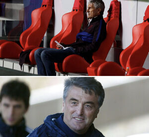 کم دوامترین مربی تاریخ بارسلونا