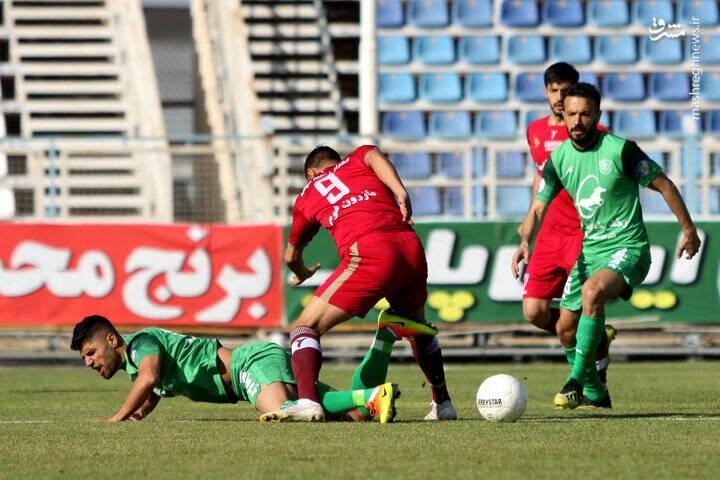 ۴ محروم فوتبال تبریز در هفته پایانی لیگ
