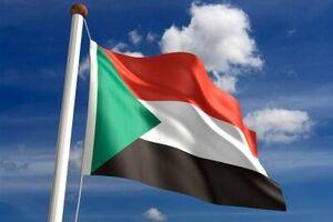 پرچم نمایه سودان - کراپشده