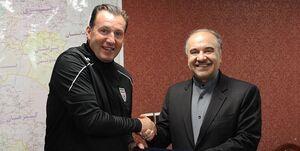 وزیر ورزش میخواهد با سکوت فرار کند/ قرارداد ویلموتس فاجعهبار است