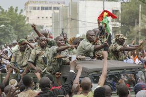 عکس/ کودتا در مالی