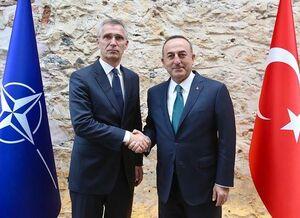 رایزنی وزیر خارجه ترکیه و دبیرکل ناتو درباره شرق مدیترانه