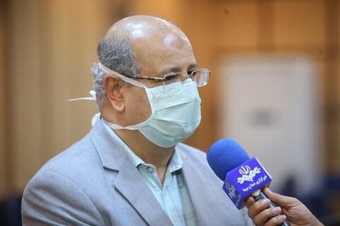 فیلم/ رنگ کرونایی تهران تغییر میکند؟