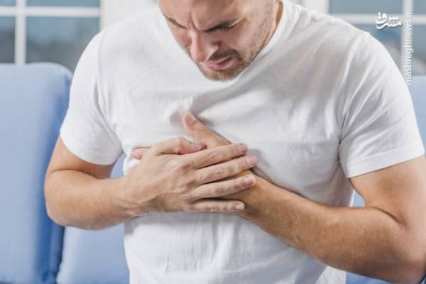 درد قفسه سینه فیزیکی است یا ذهنی؟