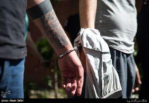 بازداشت عاملان درگیری مسلحانه در جنوب تهران