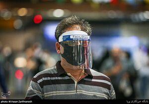عکس/ ماسک در مترو