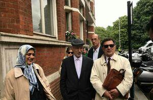 مهاجرانی، بهنود و سناریوی آشنای «سفیدسازی» / چه کسانی به دنبال رسمیت بخشیدن به مسعود بهنود هستند؟ +تصاویر