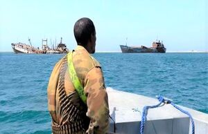 آزادی سه ایرانی اسیر دزدان دریایی سومالی توسط وزارت اطلاعات و نیروی قدس