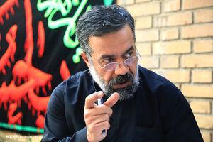 محمود کریمی: سالها مردم هیئت آمدند حالا ما بینشان میرویم