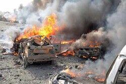 انفجار خودرو