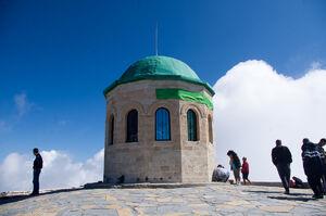 کوه عباس علی آلبانی