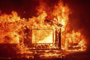 دریای آتش کالیفرنیا