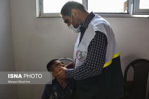 عکس/ پزشکان جهادگر در آذربایجان شرقی