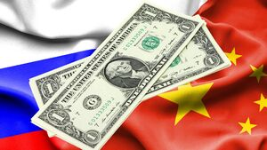 روسیه دلار را از معامله با چین کنار گذاشت/چین هزینه نیمی از کالاهای وارداتی خود از روسیه را با یورو میپردازد