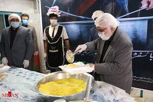 عکس/ افتتاح اولین آشپزخانه طرح اطعام حسینی