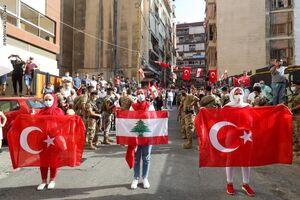 «ترکمنها» دروازه «اردوغان» برای نفوذ در «لبنان» / سوء استفاده دولت ترکیه از انفجار بیروت +عکس