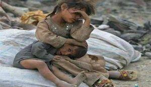 علت سکوت سازمان ملل در برابر یزیدیان کودککش امروز +عکس