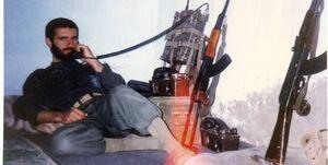 تصاویر/رزمنده دفاع مقدس، شهید مدافع حرم شد