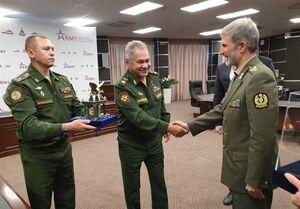 وزیر دفاع روسیه: ایران شریک راهبردی مسکو است