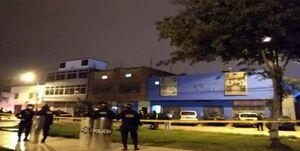 ۱۳ کشته در پی حمله پلیس پرو به یک باشگاه شبانه
