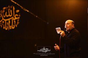 عکس/ شب دوم محرم؛ هیئت موج الحسین(ع)