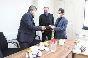 تودیع و معارفه قطبی سرپرست دادسرای ناحیه ۳۵ تهران - کراپشده