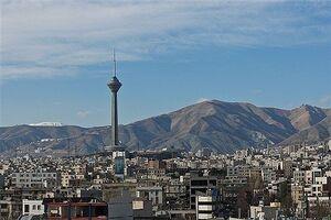 تهران ۷ درجه خنک میشود