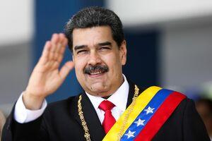 مادورو از ایران  قدردانی کرد