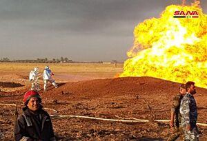 «پ.ک.ک» عامل حمله به خط لوله نفت کردستان عراق