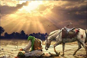 روز علنی کردن فتوای قاضی شریح در ضرورت قتل حضرت اباعبدالله(ع)