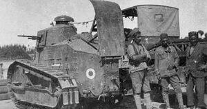 ارتش  رضاخانی که ۳ ساعت بیشتر دوام نیاورد