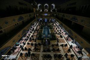 مراسم عزاداری شب چهارم محرم در یزد