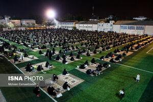 حال و هوای محرم در مشهد