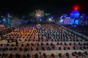 نظم هیأتی عزاداران حسینی به روایت جهانپور +عکس